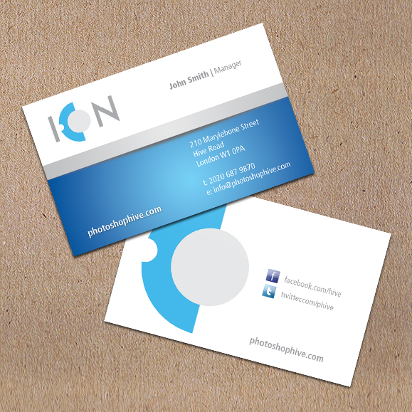 Business Card 111 (Free)