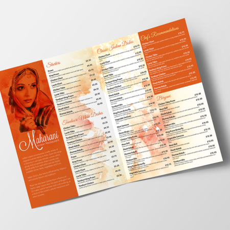 maharani_indian_menu_back